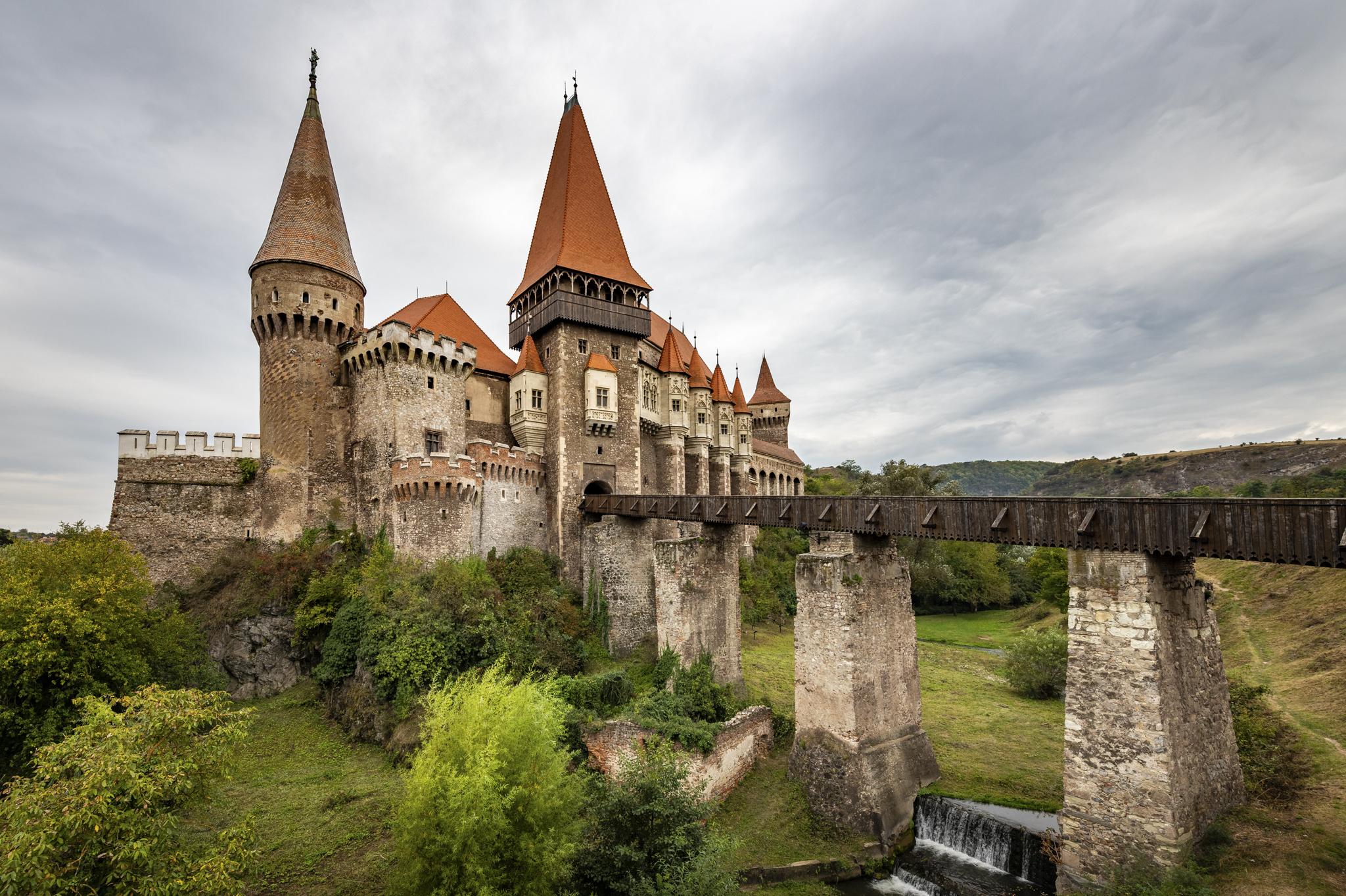 Castelul Corvinilor - Burg Hunedoara / Reisebericht Rumänien