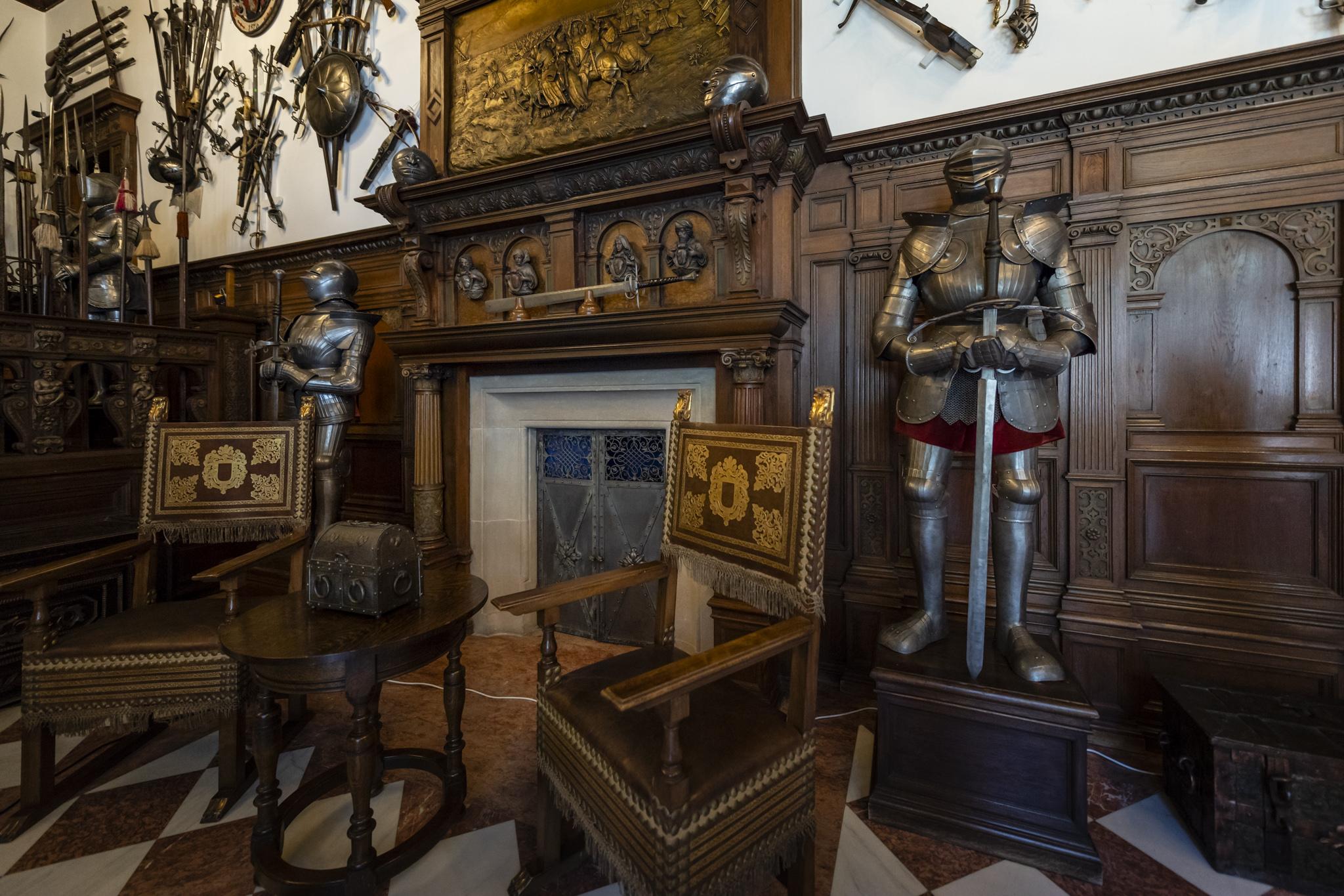 Schloss Peleș / Reisebericht Rumänien