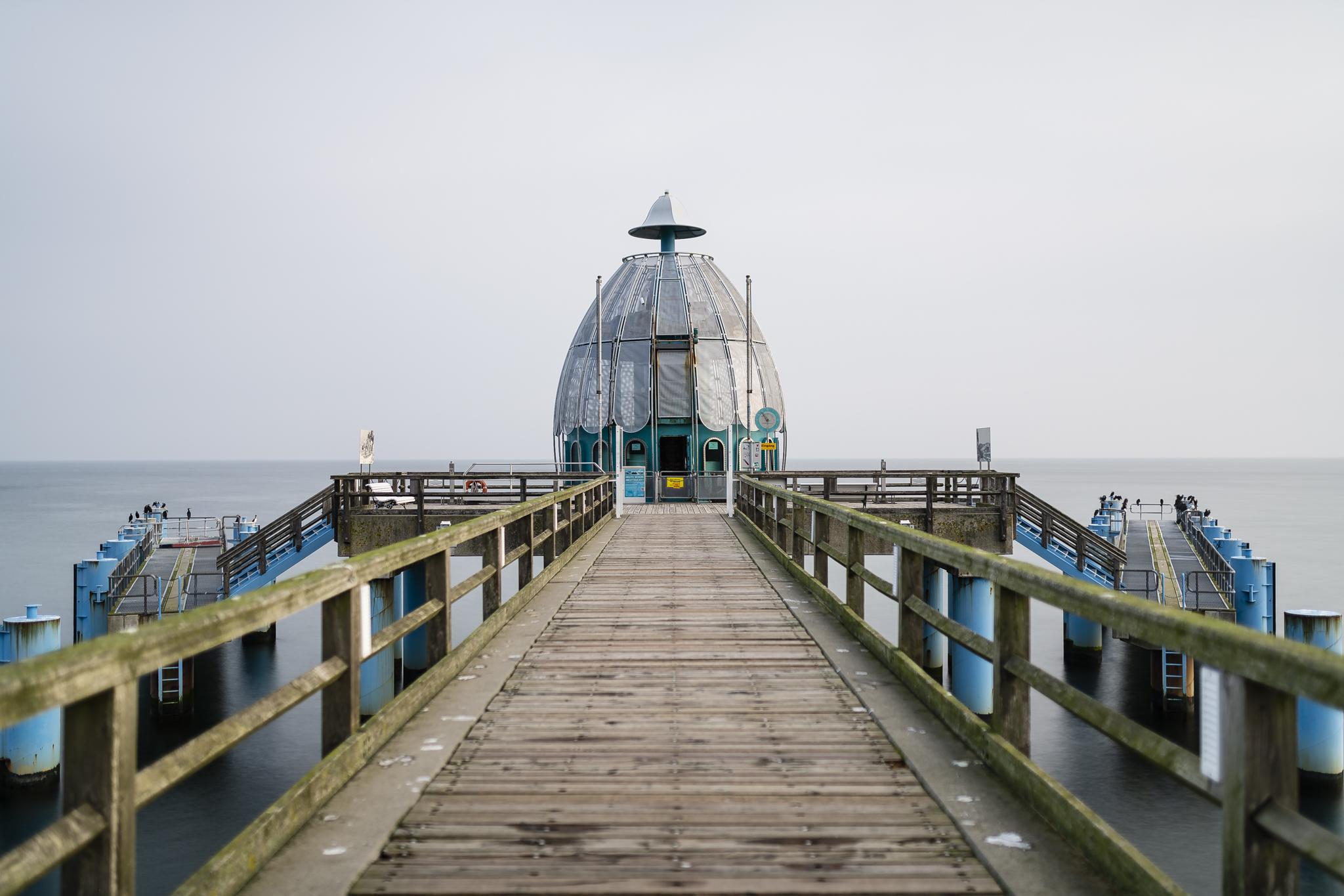 Tauchgondel Sellin - Insel Rügen
