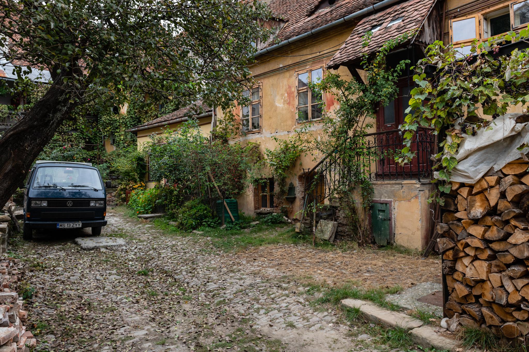 Sighișoara - Schäßburg / Reisebericht Rumänien