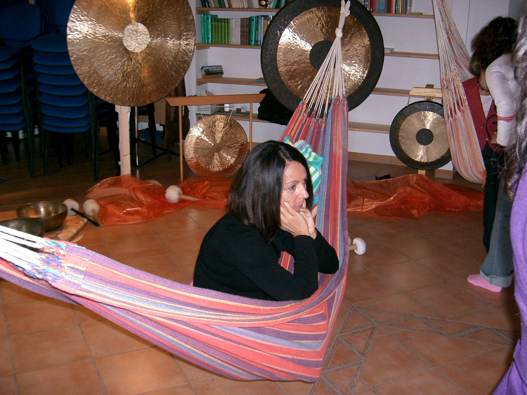 Gong-Spezial in Seebruck am Chiemsee
