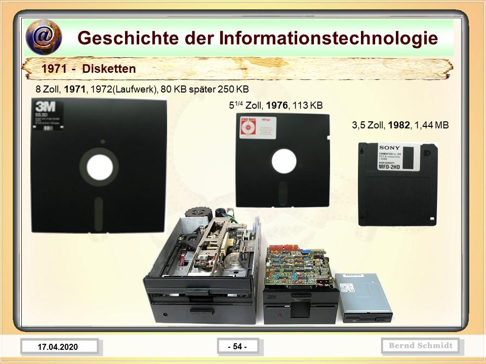 1971 -  Disketten