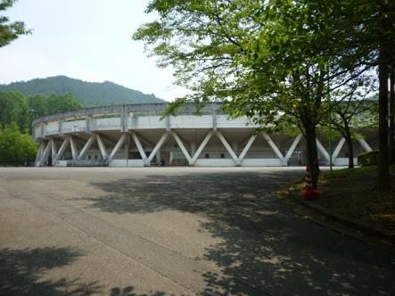 鹿沼運動公園野球場