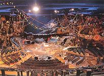 シアター舞台美術