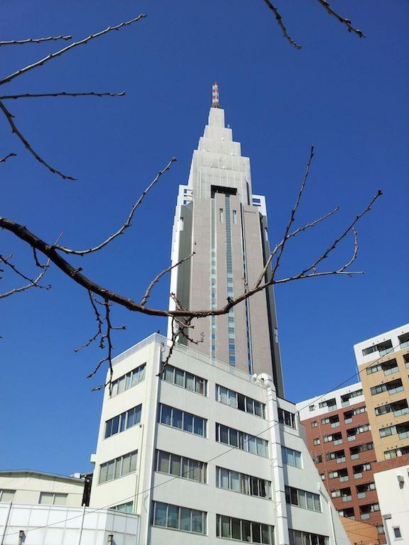 三日ぶり ドコモ土曜の 昼下がり 【2013年2月23日】