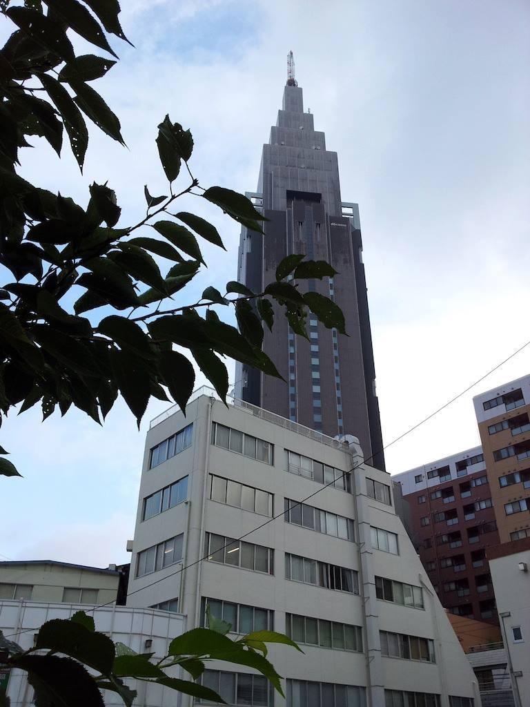 【東京地方】引き続き今日夜遅くまで、落雷や突風、急な強い雨に注意してください…でつよ。 【2013年9月4日】