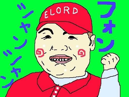 オリンピックもいいけど、女子ゴルフもね!(^o^) 【制作日/2012年8月6日】