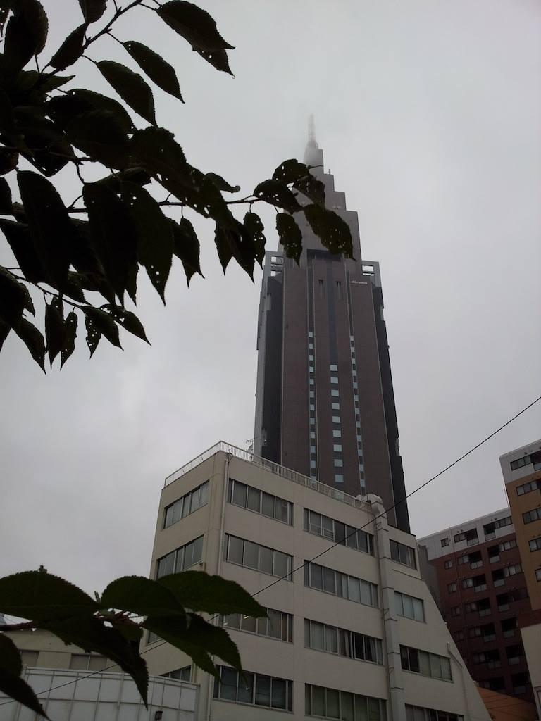台風22号ったら、お昼頃に関東最接近でつって。 【2013年10月2日】