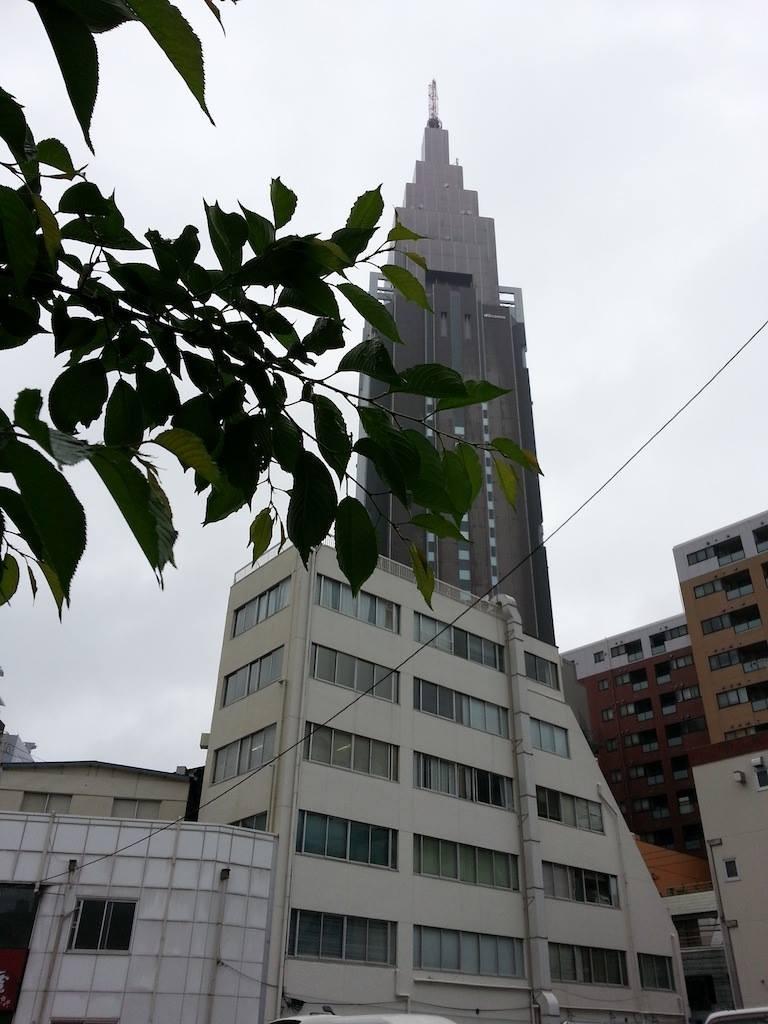 天気予報のマークは、晴時々雨なのに... 【2014年5月13日】