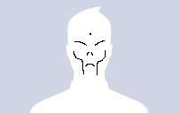プロフ写真画像なし男性ユーザーのコダちゃん化。 【制作日/2012年6月13日】