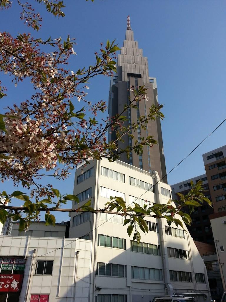 予想最高気温21度だが、寒いぞ、(#゚Д゚)ゴルァ!! 【2014年4月8日】
