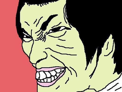 カオリ~ンヽ(;´Д`)ノコワイヨォ((((;゚Д゚))))ガクガクブルブル 【制作日/2012年8月2日】