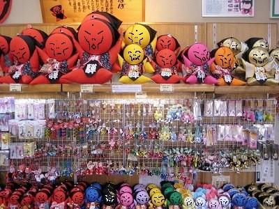 飛騨の人気キャラ、コダちゃん増殖でつ、奥さん! 【制作日/2011年11月9日】