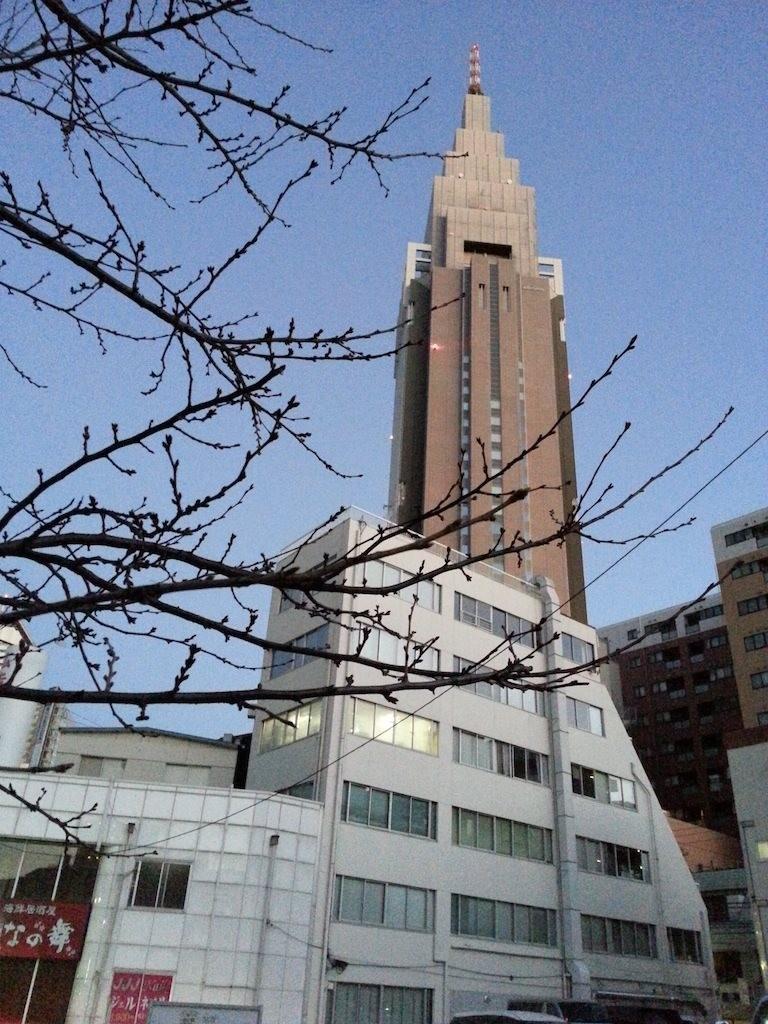 名古屋はどえりゃ雪が降っているそうだがや。 【2014年12月18日】