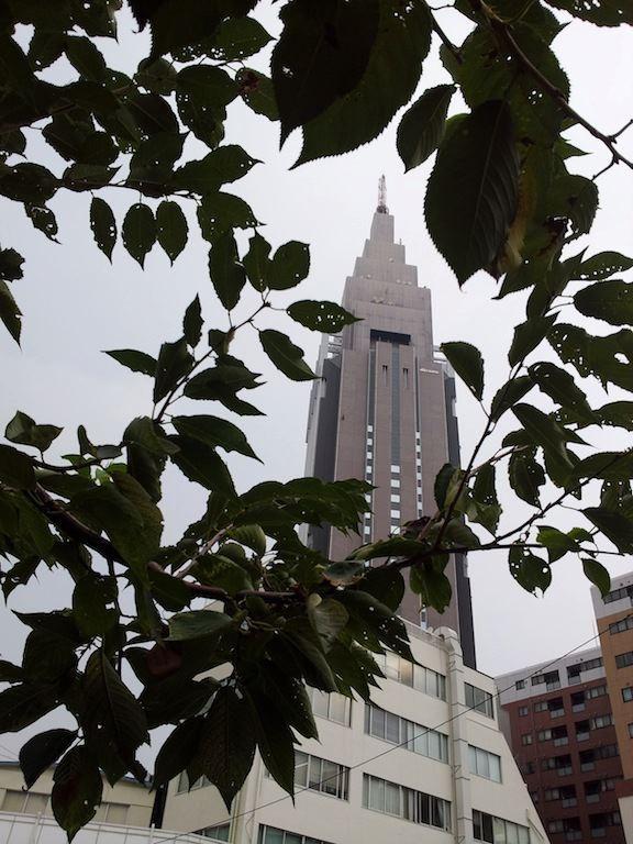 今日の東京、落雷や突風、急な強い雨に注意でつ。 【2012年9月21日】