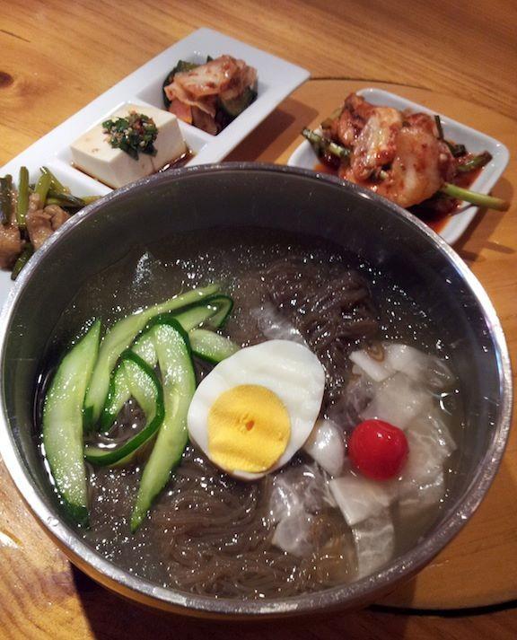 竹島問題を憂いつつ、冷麺をすするおでであった。 【2012年8月22日】