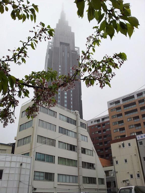 朝、あまりに雨が激しいので、濡れてもいいように海パンで来たら、寒くて全身バードスキンだよ。 【2013年4月3日】