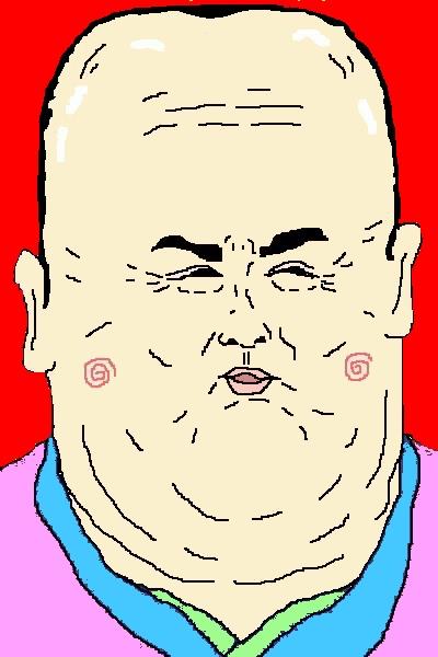 細川たかしが、変な生物にさらに進化すていて驚いた!【制作日/2020年8月8日】