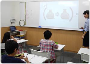 玉井式 授業風景
