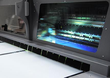 Plattendirektdruck mit 1800 DPI und Fotoqualität