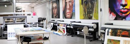 Digitaldruckerei im Herzen Hamburgs - Altona-Nord
