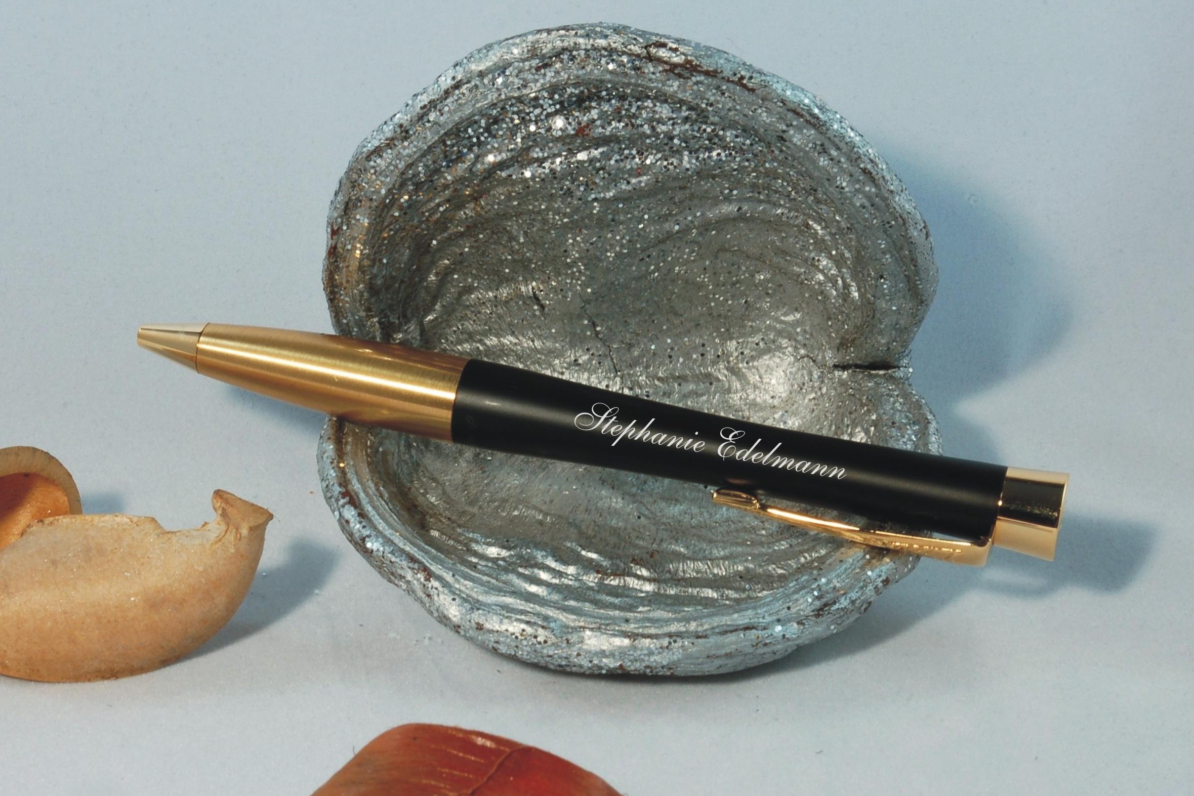 Lasergravur Kugelschreiber