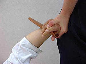 Kotegaeshi , da Kote (polso) e Kaeshi (torsione, rotazione)