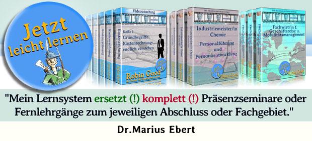 Dr Marius Ebert Schnell Lernexperte Betriebswirtin Ihk