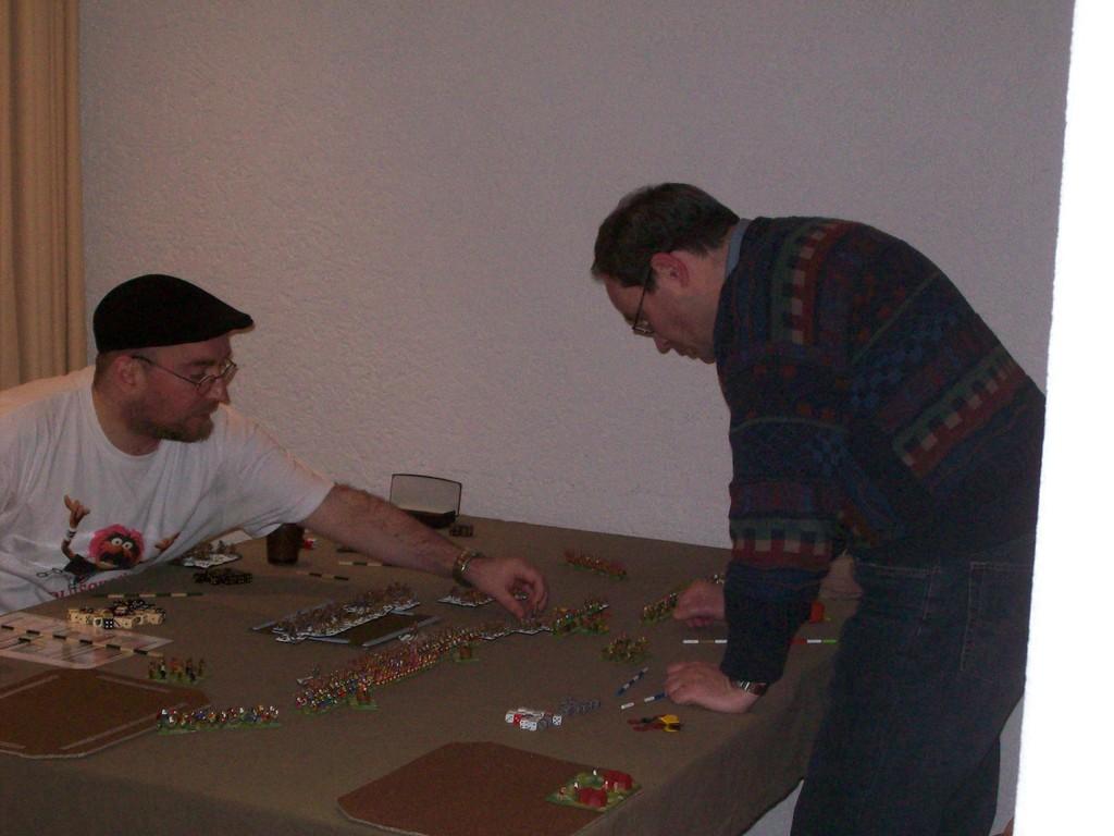 Andreas und Manfred