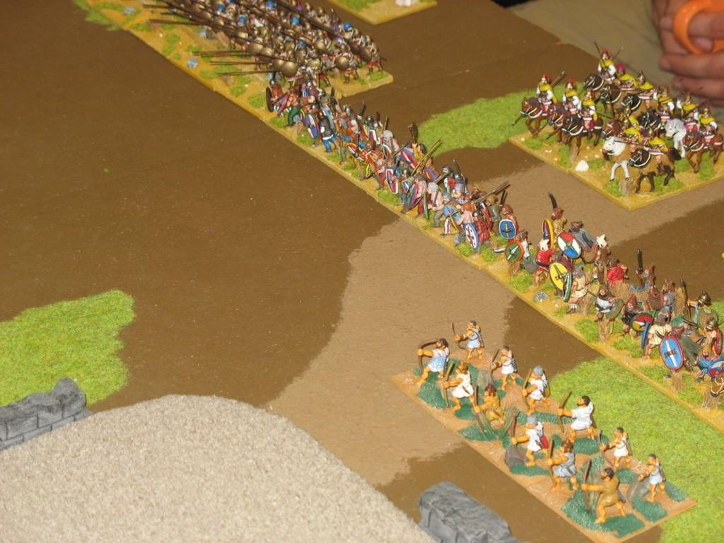 Lysimachos' Truppen