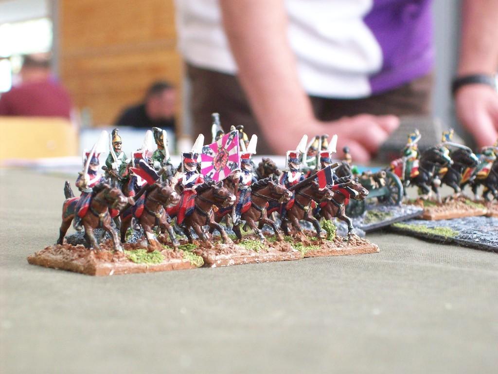 ein paar Blicke auf das napoleonische Turnier