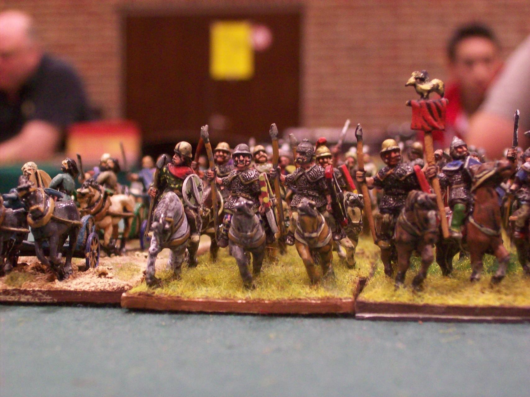 Gallische Reiterei
