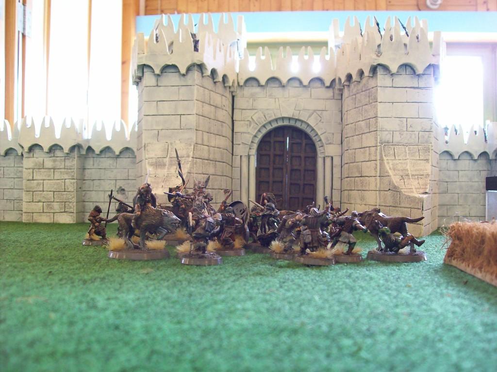 Faramirs Rückzug zu den Toren Gondors