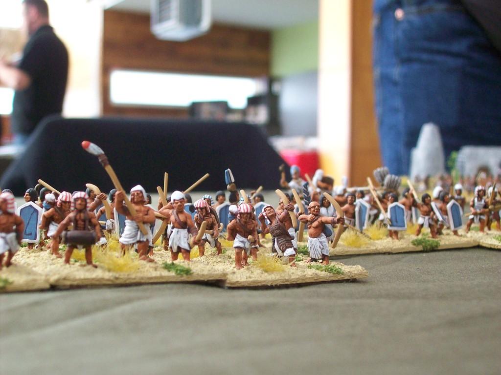 Gilles' Infanterie