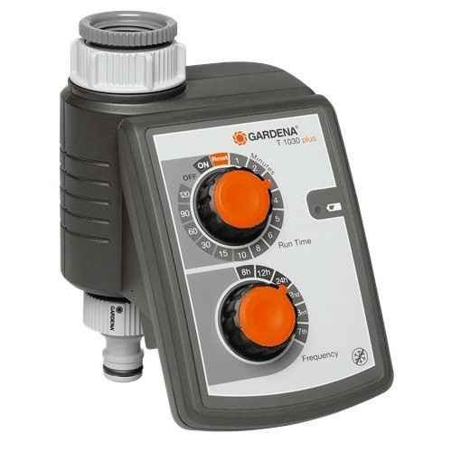 Programador de riego fácil de utilizar(tiempo y frecuencia de riego)