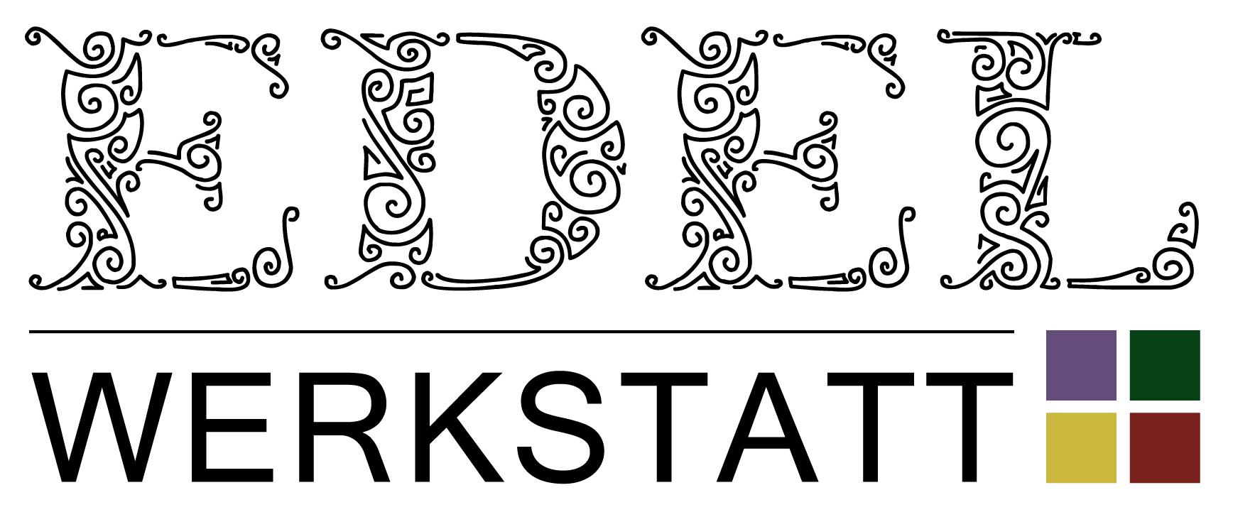 Edelwerkstatt: Logo-Design