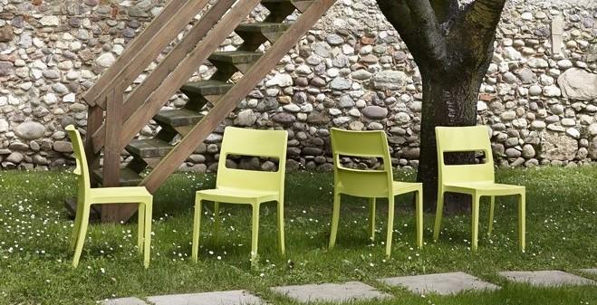 Seduta SAI verde pistacchio