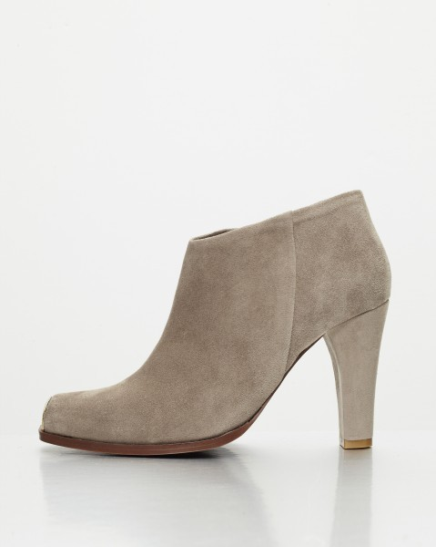 NINA NEW coloris Grey Velvet