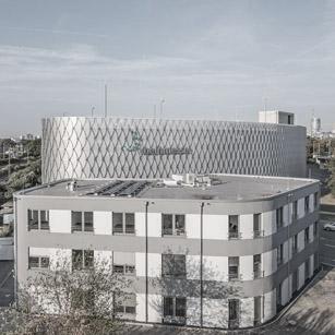 Logistikgebäude Kölnmesse