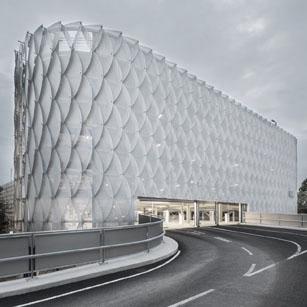 Parkhaus Kölnmesse