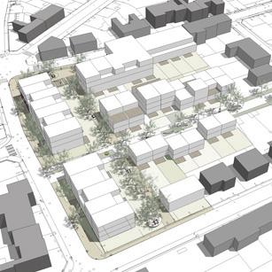 Quartiersentwicklung Saint Nazaire