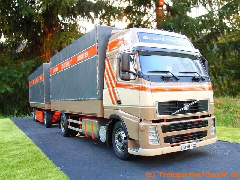 volvo fh reinhard truckmodellbau. Black Bedroom Furniture Sets. Home Design Ideas