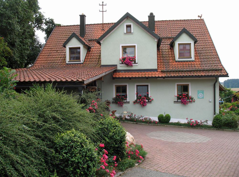 Unser Schneiderhof in Altenparkstein / Kirchendemenreuth