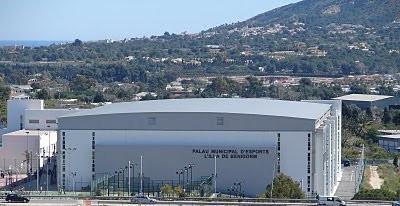 "Polideportivo Municipal de Benidorm ""Palau L´Illa de Benidorm"""