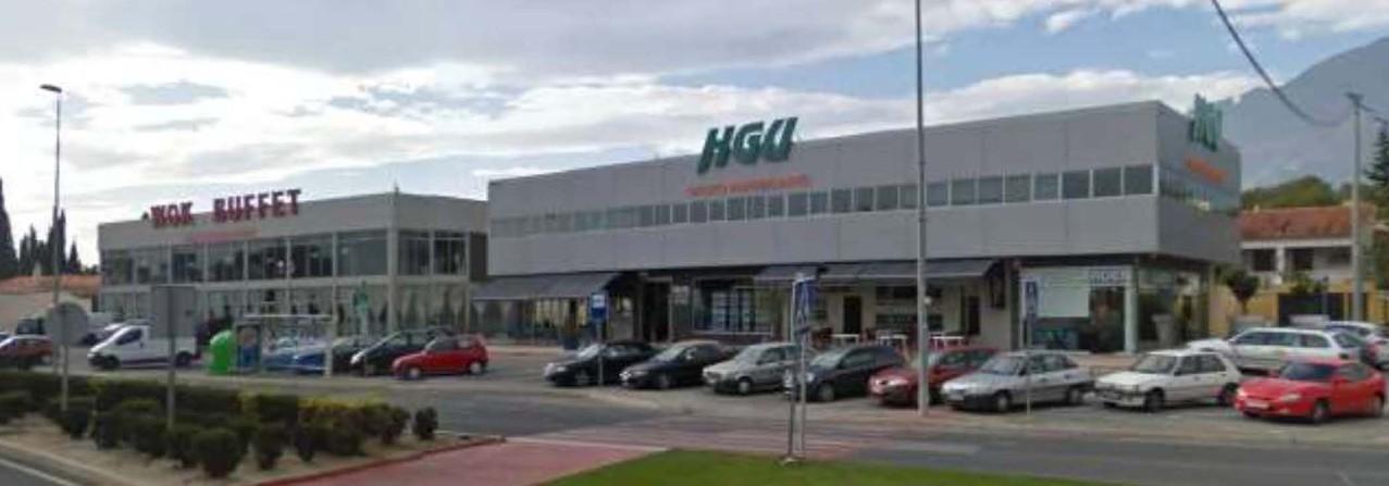 Nave Comercial para HGU en La Nucía