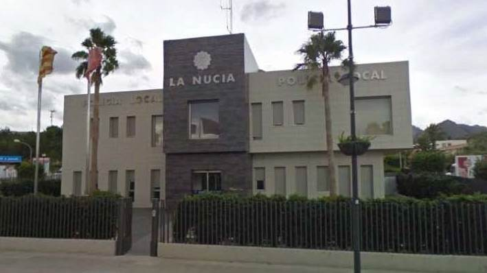 Edificio para la Policía Municipal de La Nucía