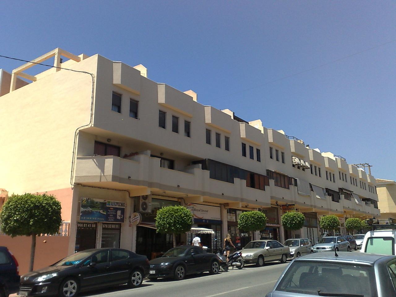 Rehabilitación de Fachadas en el Edificio Pintor Jardiel - Alfaz del Pi