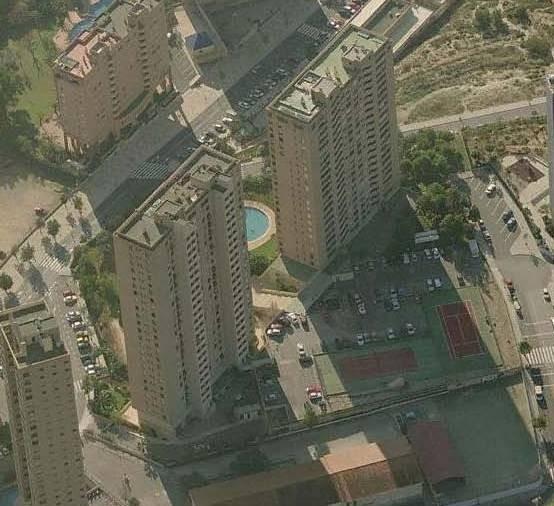 Reparación de Cubierta de Parking Subterráneo en el Edificio Coblanca 32 - Benidorm