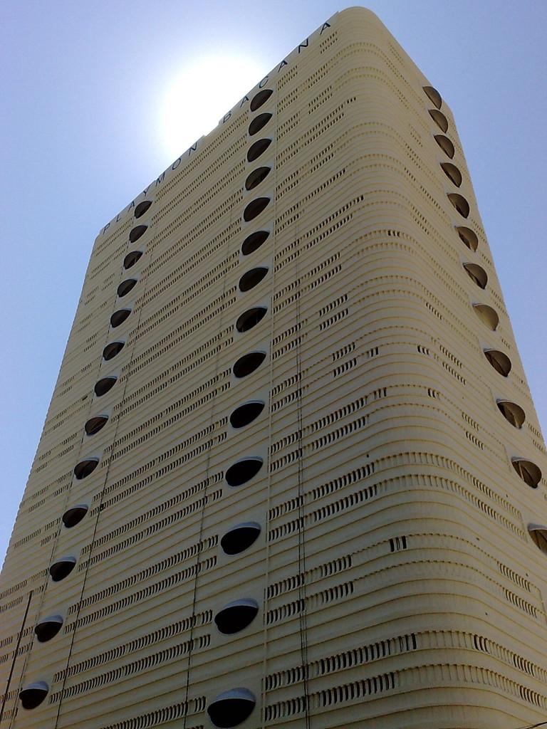Rehabilitación de Fachadas Edificio Playmon Bacana - Benidorm