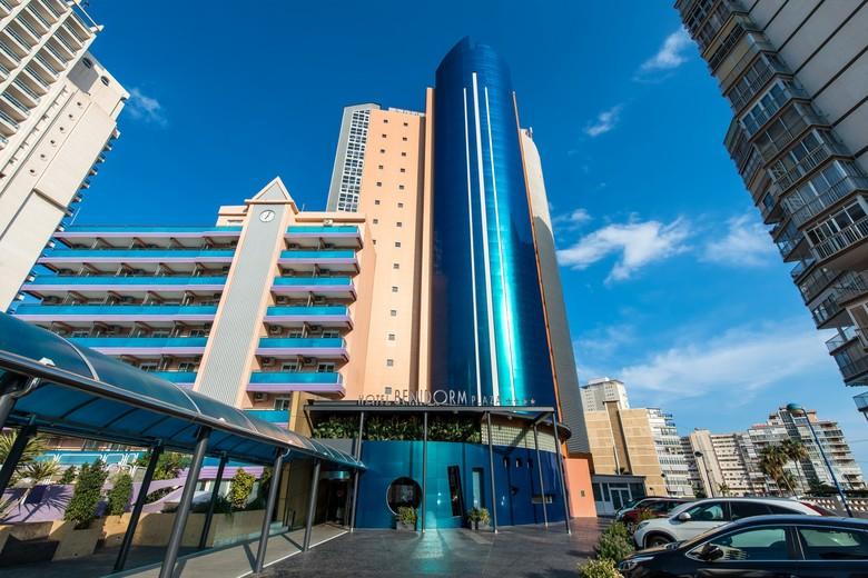Ampliación del Hotel Benidorm Plaza
